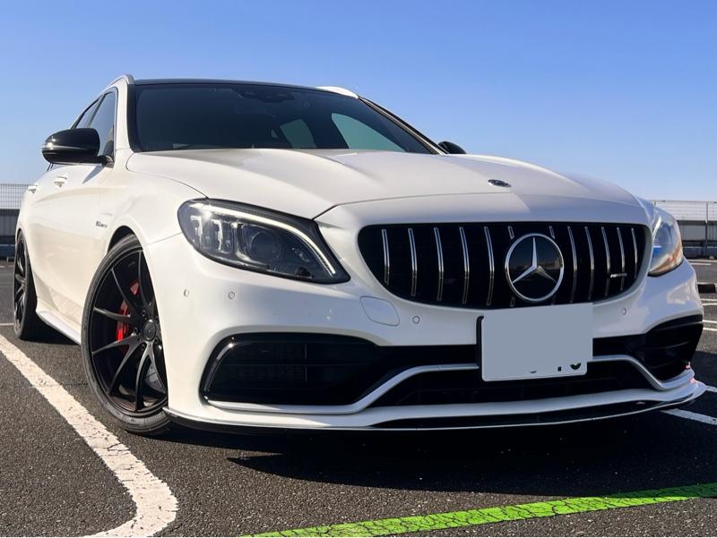 AMG C63 ステーションワゴン