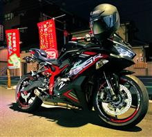 4suN4(あすなくん)さんの愛車:カワサキ Ninja ZX-25R