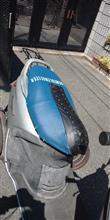 ガルボ433さんのシグナスSV インテリア画像