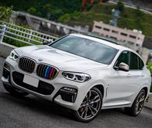 六連星スバルさんの愛車:BMW X4