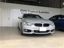 ishii238さんの愛車:BMW 4シリーズ クーペ