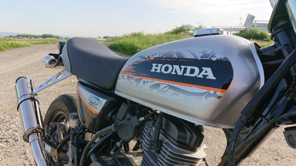 ホンダ エイプ50 タイプD