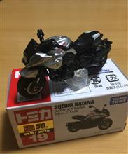 FJOさんのGSX-S1000S KATANA インテリア画像
