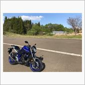 バイクの楽しさは排気量じゃない。さんのMT-03