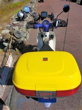 riverwideさんのスーパーカブ110-JA07 リア画像