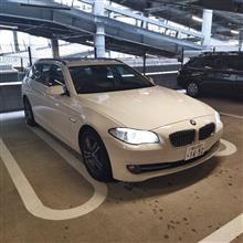 はまのたろさんの愛車:BMW 5シリーズ ツーリング