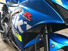 サ ジさんのGSX-R150 左サイド画像