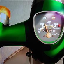 シャイニングヤジさんのスーパーカブ110-JA07 インテリア画像
