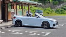 石谷さんのTT RS ロードスター インテリア画像