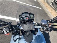 ぎるばーとさんのF650GS インテリア画像