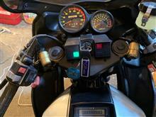 ニッカリ青江さんのGPz400F インテリア画像