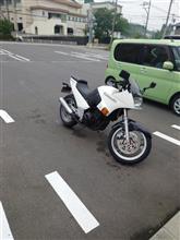 石研さんのGPZ250R メイン画像