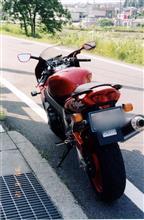 jakkerさんのZX9R C型 リア画像