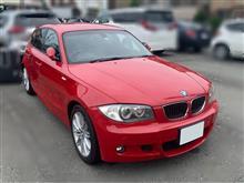 BMW 1シリーズ ハッチバック ABA-UF30