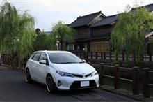 amoshi1010さんの愛車:トヨタ オーリス