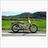 KANDA(神田)さんのスーパーカブ タイプX125