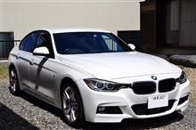 BMW 3シリーズ セダン LDA-3D20