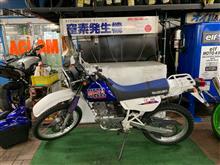 seiichi24163さんのジェベル125 左サイド画像