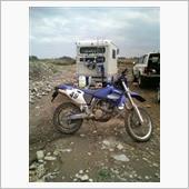 山チャさんのWR250F