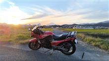 久里浜さんのGPZ750R_Ninja