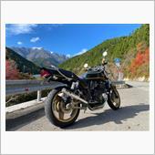 ばかクラさんのZRX400-II