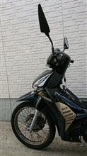 U&1さんのwave125i_helm_in