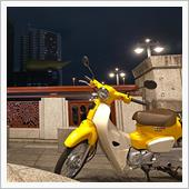 Ayaha.Nさんのスーパーカブ50(AA09型)