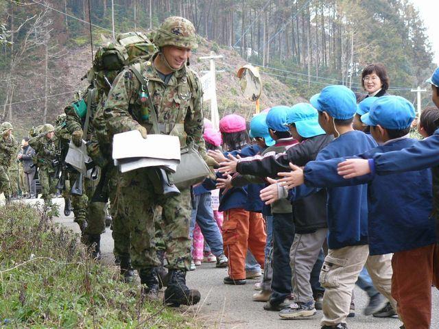 東日本大震災に係る災害派遣の終了について