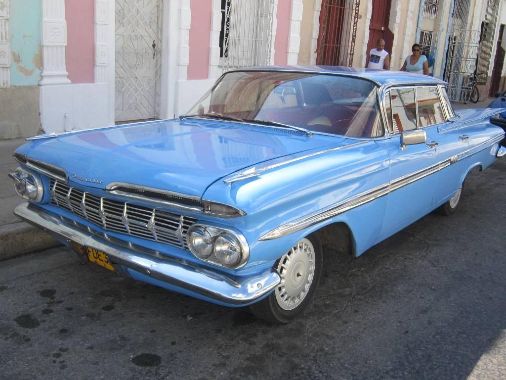 アメ 車 キューバ