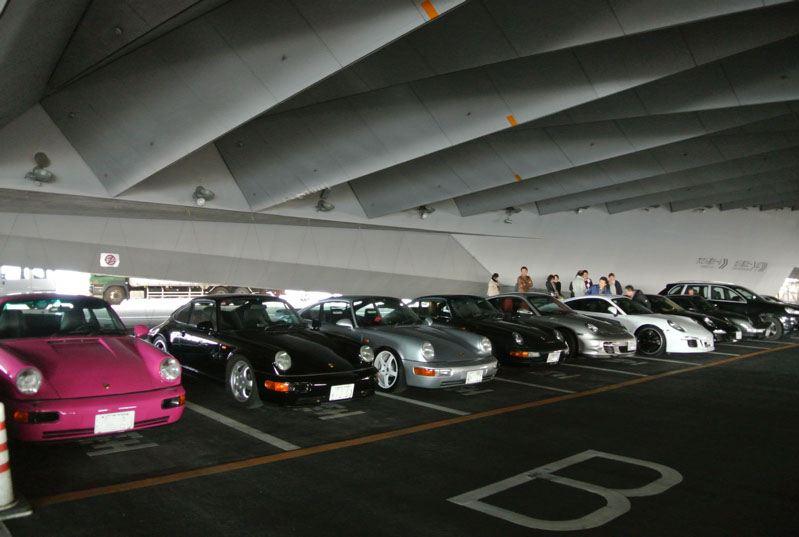 おお さん ば し 駐 車場