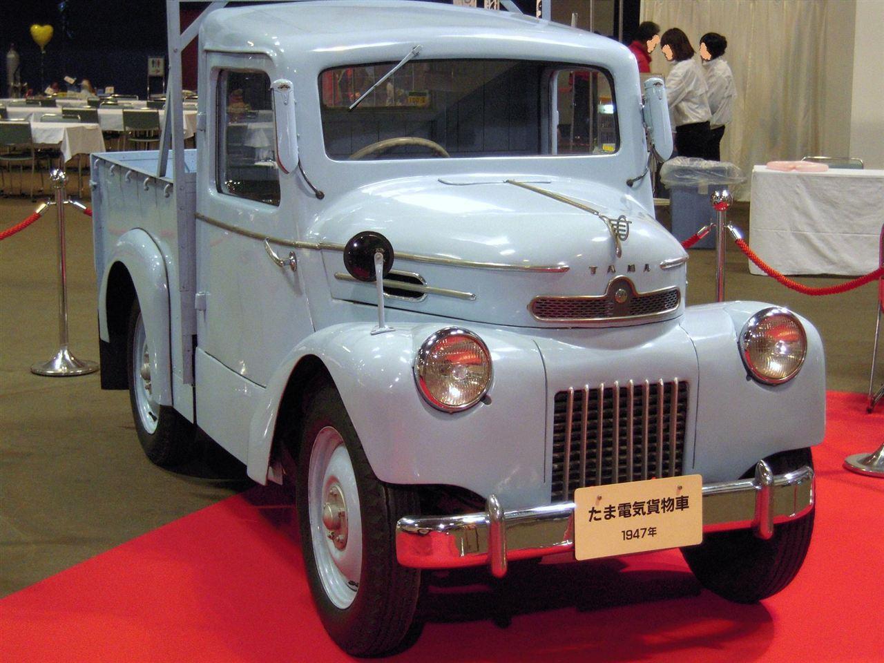 たま 電気 自動車