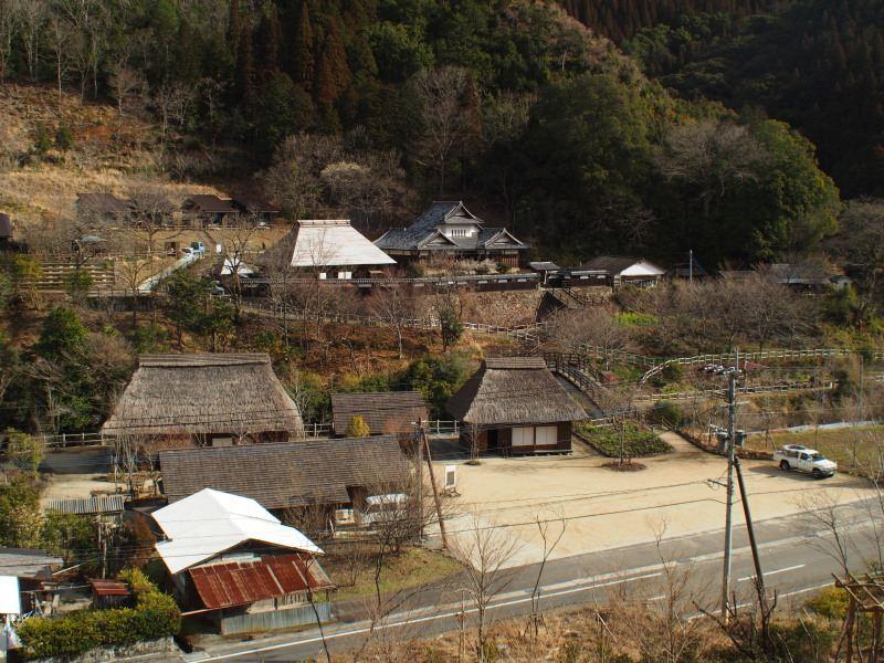 西米良村 おがわ作小屋村①
