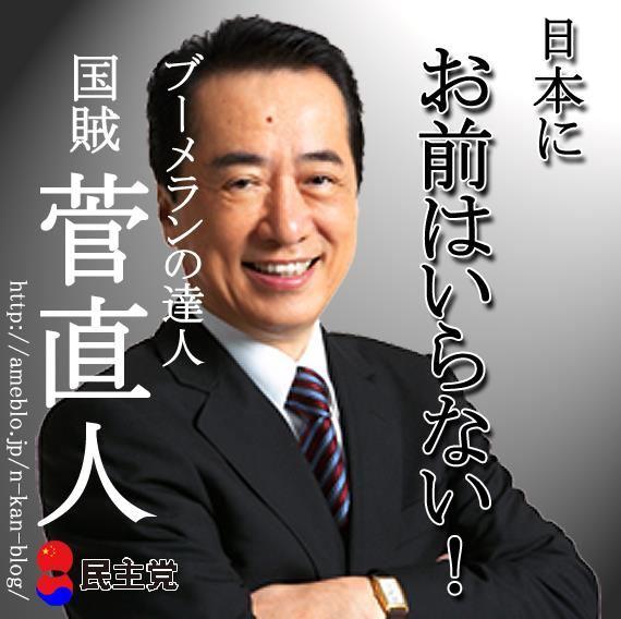 「菅直人と菅義偉のガイドライン 」アリアスのブログ   虎と ...