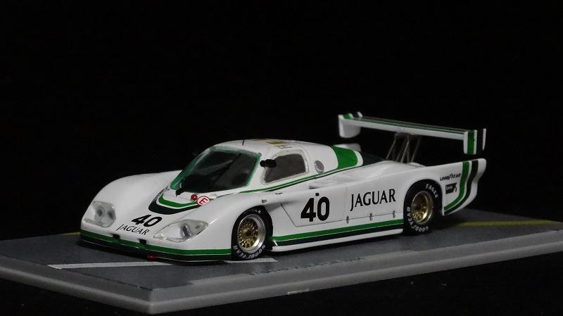 1/43 ジャガー XJR-5 LM 1984 #40(Bizarre)】」□JuNのブログ ...