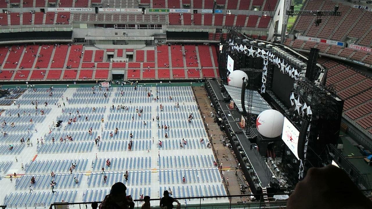 【サッカー】協会会長、新国立競技場が東京五輪後に球技専用へ改修されず陸上トラックが残っても「試合など使う事も考えていく」と表明 YouTube動画>3本 ->画像>76枚