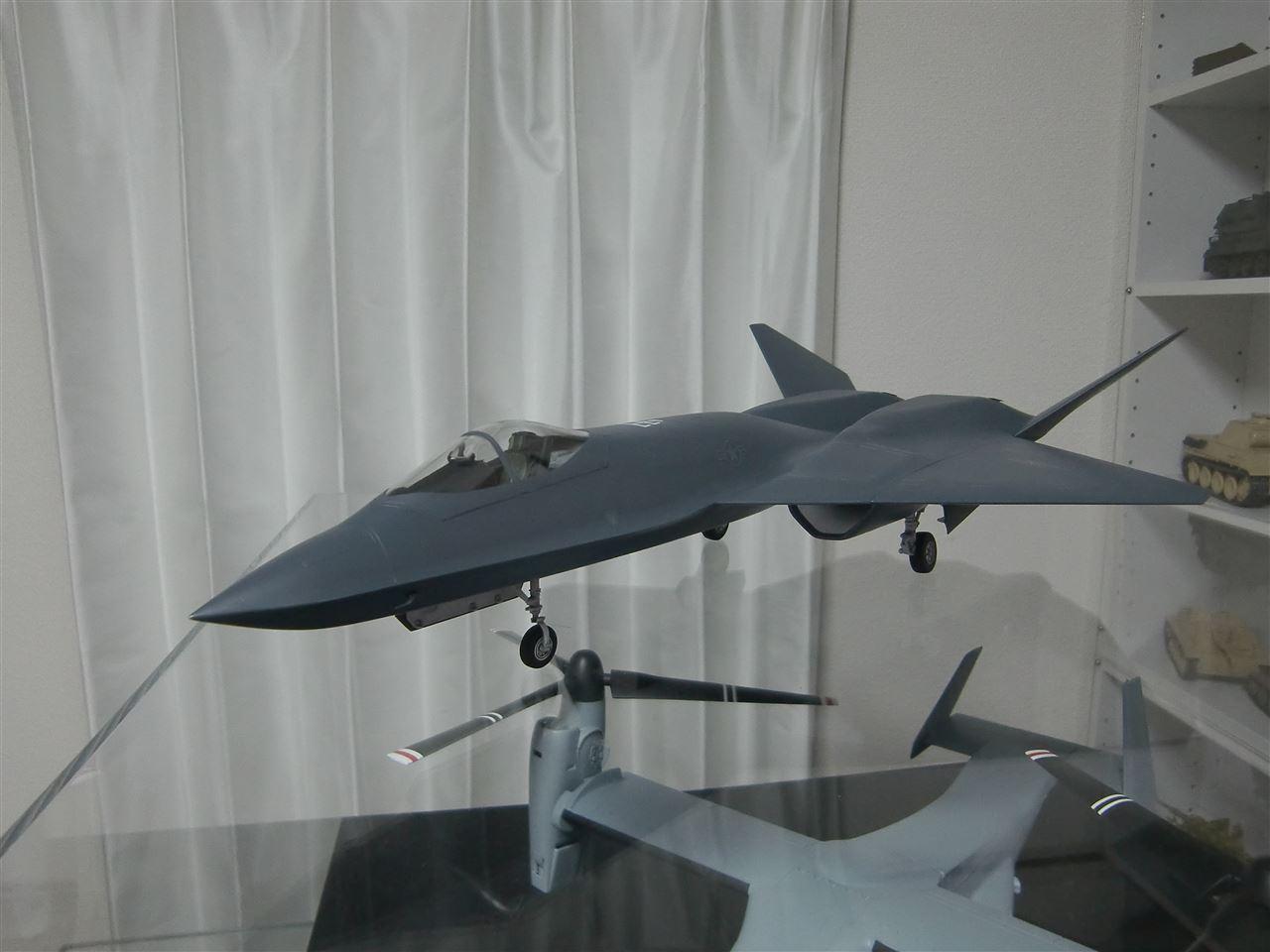「YF-23」TECH-0のブログ   . - みんカラ