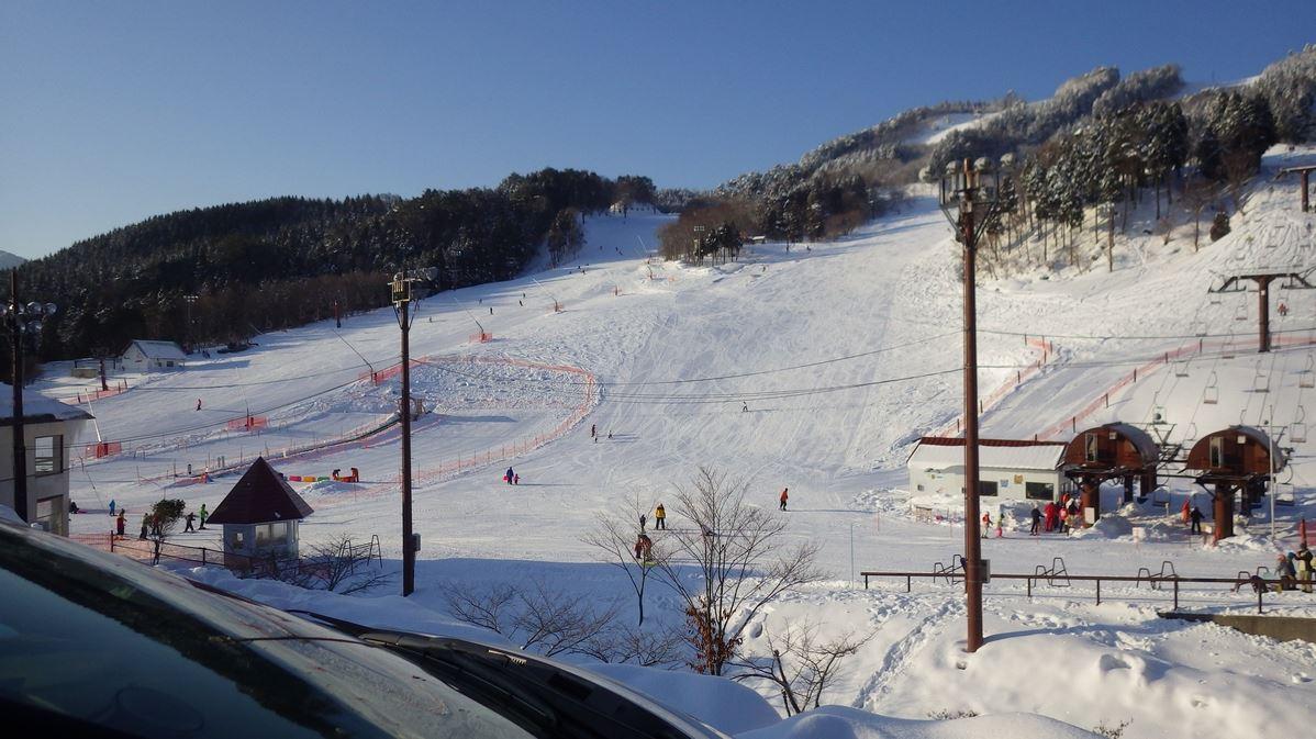 天気 高原 場 ちく スキー さ