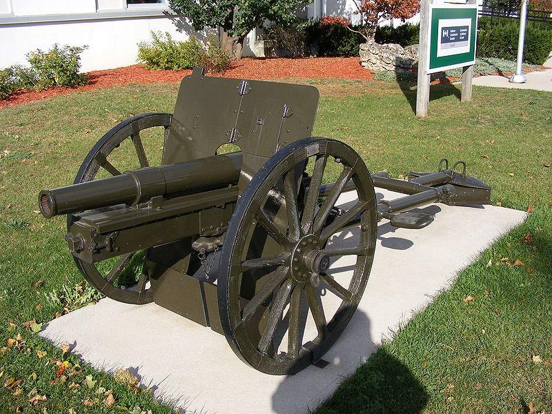 その砲は歩兵と共に〜四一式山砲...
