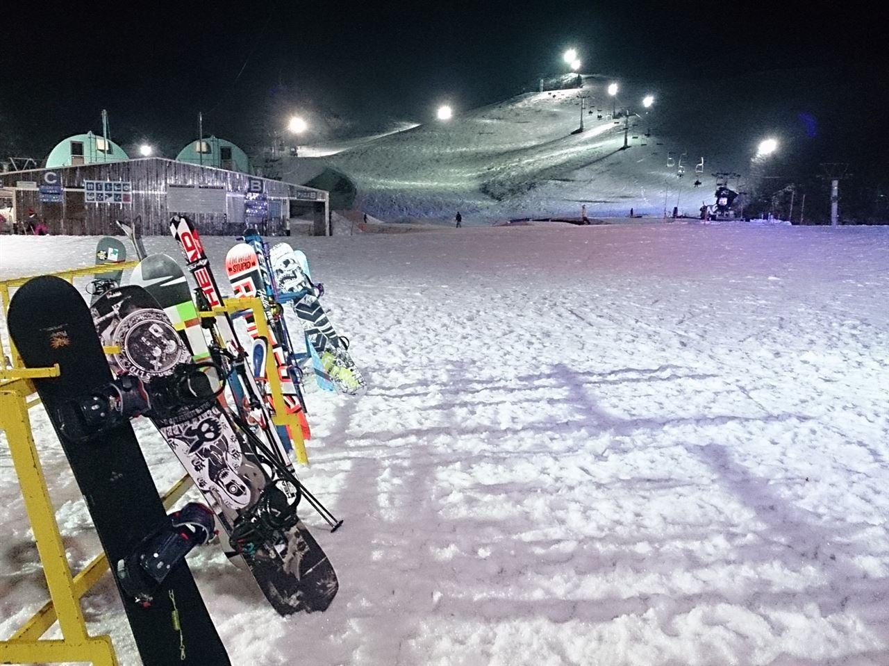 余呉 高原 スキー 場