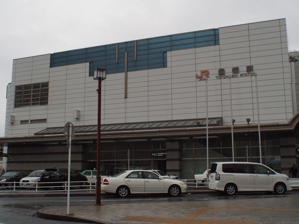 JR豊橋駅 西口