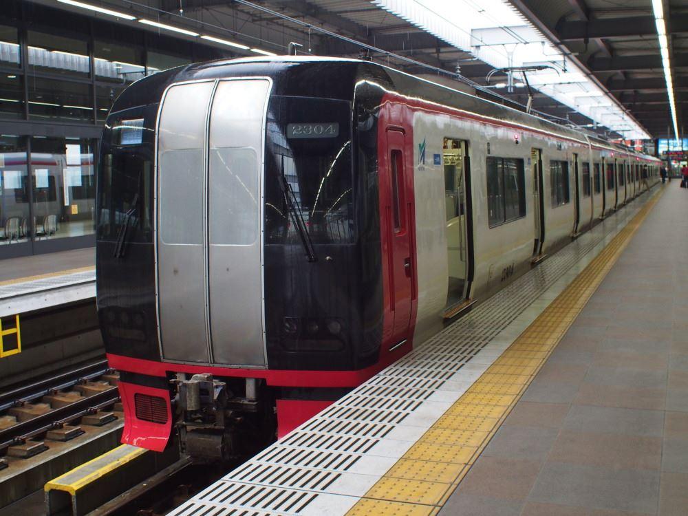 名古屋鉄道ミュースカイ
