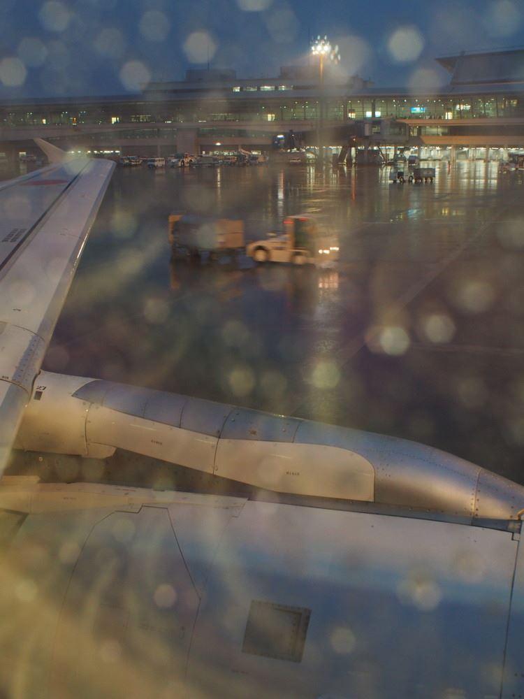 中部国際空港 ANA347 A320