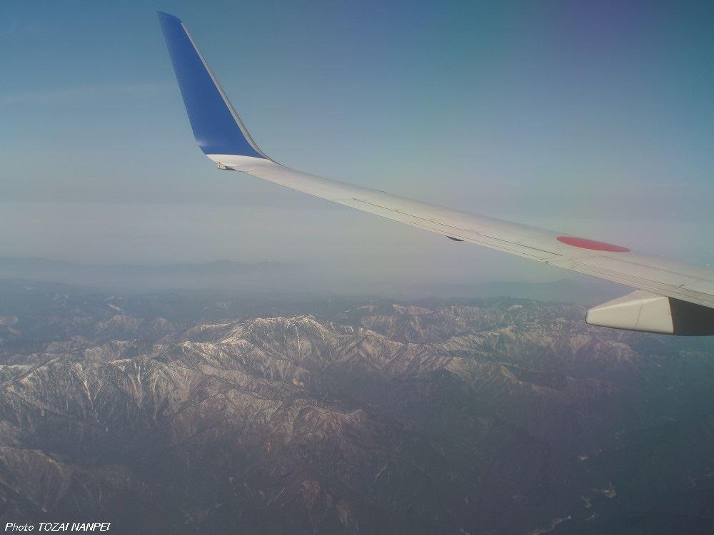 宮崎空港 ANA NH0342 B737-800②