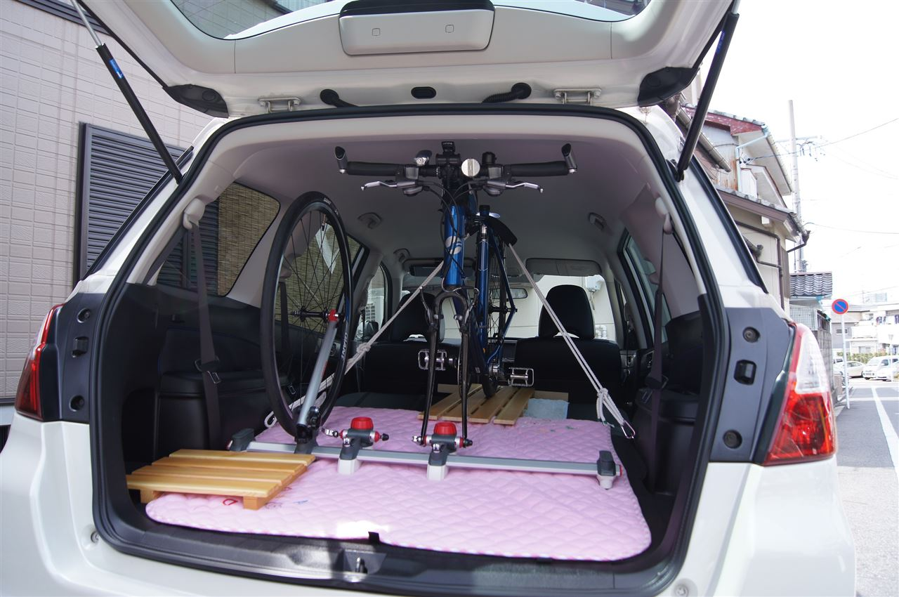 Subaruエクシーガgiantエスケープ合体みかいけつゾロリのブログ