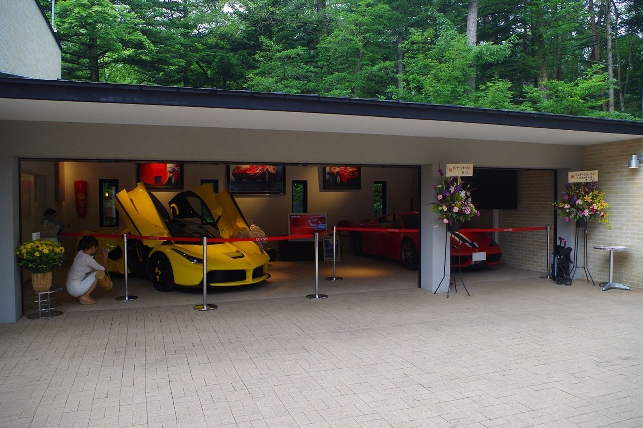 「la Ferrari が動いた ゚ ゚ ノ」kenmoのブログ | 今年は走りこみ!? みんカラ