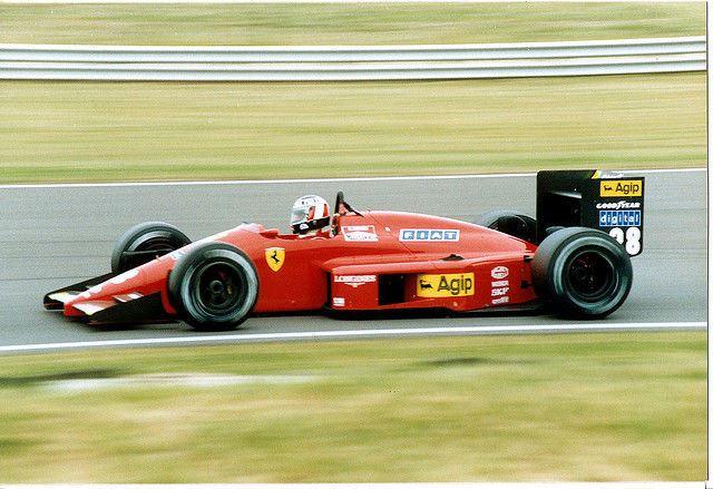 1988年イタリアGPでリベンジ…の...