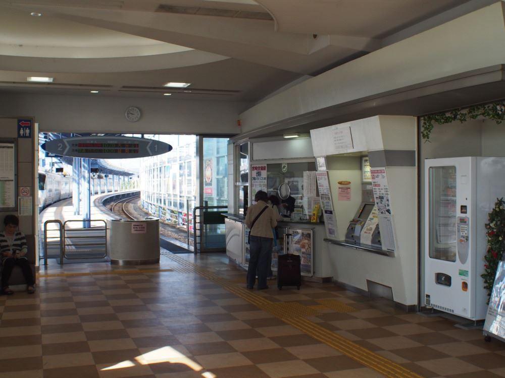 JR宮崎空港線 宮崎空港駅⑤