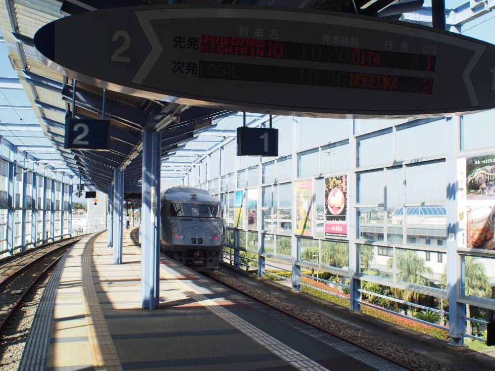 JR宮崎空港線 宮崎空港駅⑦