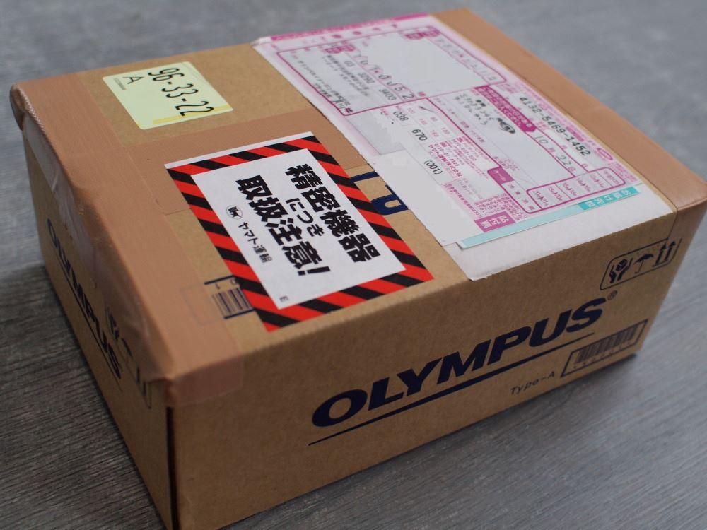 OLYMPUS E-M5修理完了①