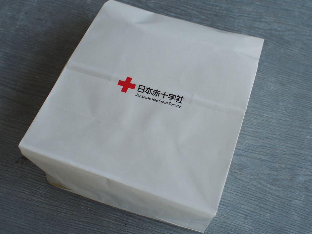 日本赤十字社 銀色有功章②